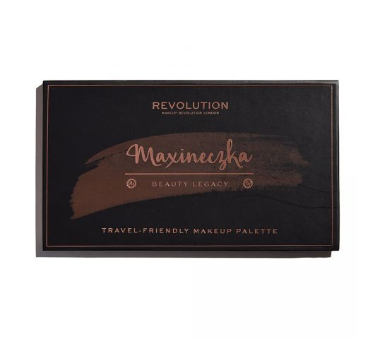 Paleta Beauty Legacy by Maxineczka Makeup Revolution