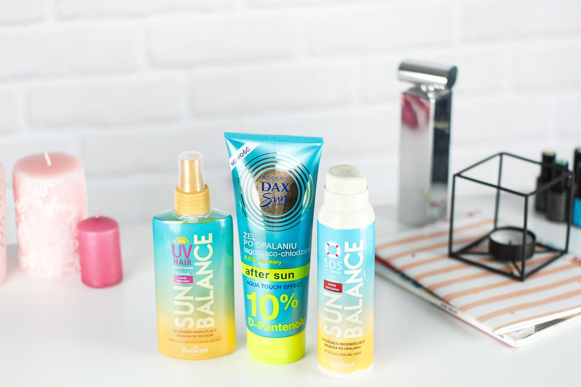 Kosmetyki do opalania