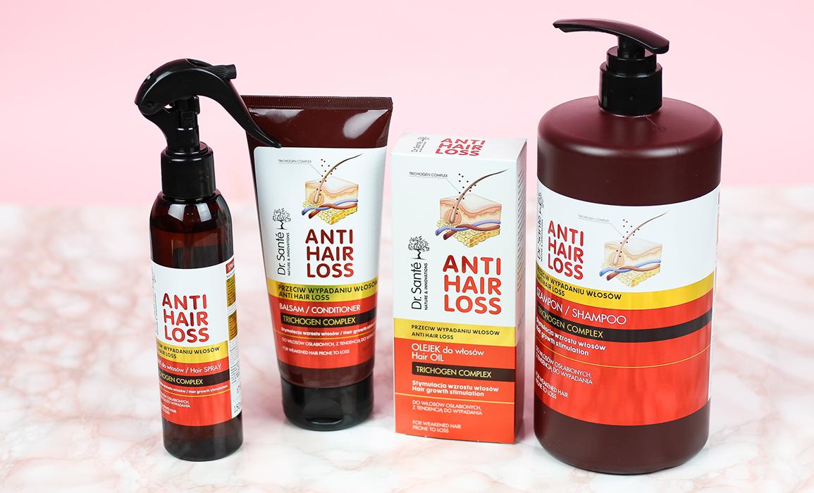 Kosmetyki Dr. Sante Anti Hair Loss
