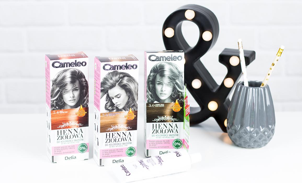 Kosmetyki do naturalnej koloryzacji włosów