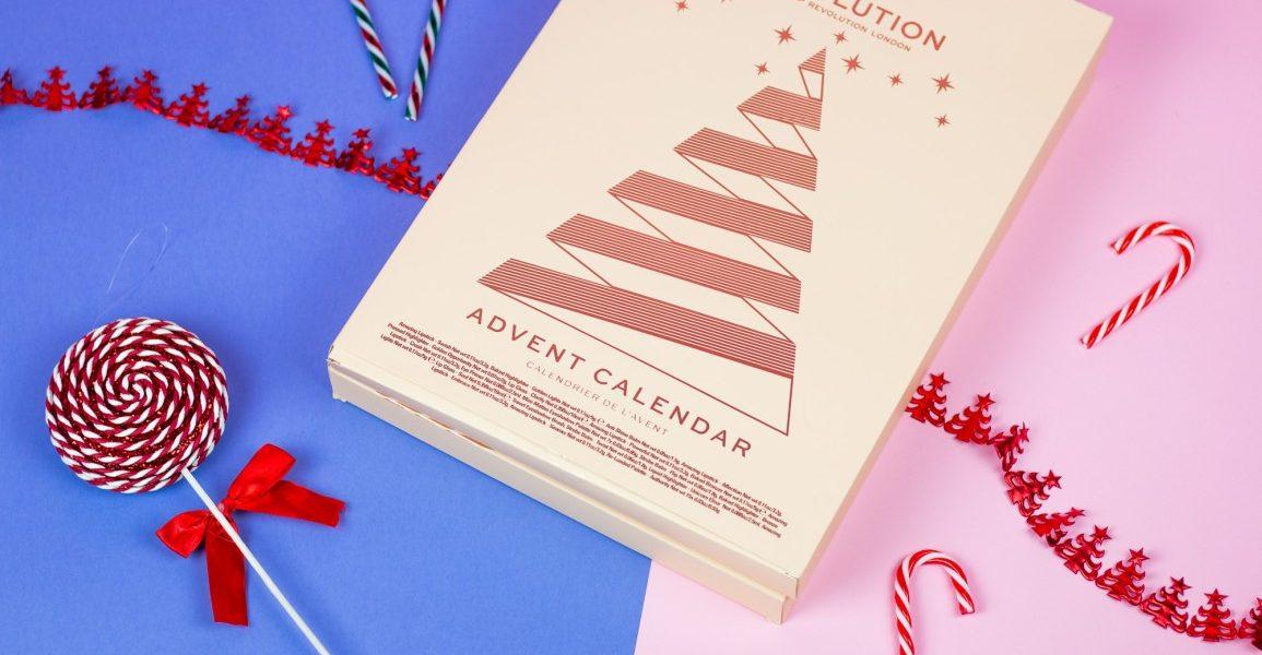 Kalendarz Adwentowy od Makeup Revolution – prezent-niespodzianka