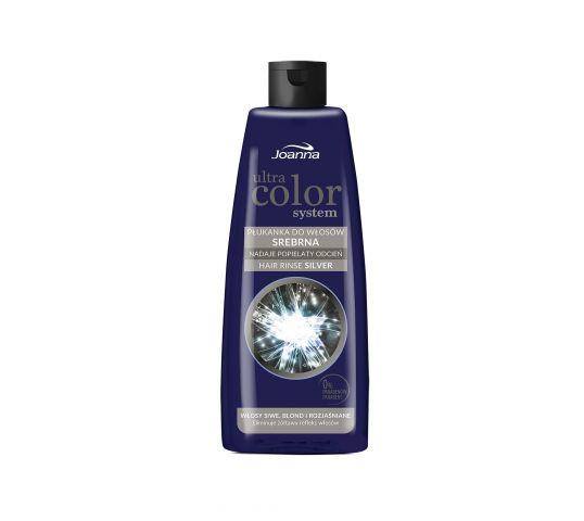 Joanna Ultra Color System płukanka do włosów srebrna 150 ml w drogerii horex.pl