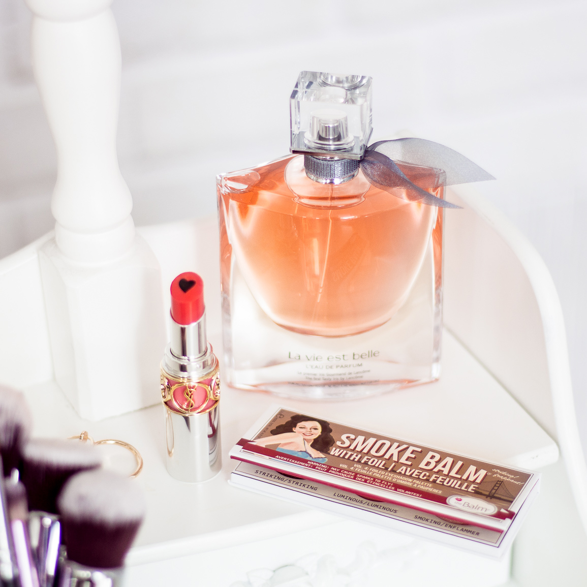 Kosmetyki i perfumy Lancome The Balm Yves Saint Laurent