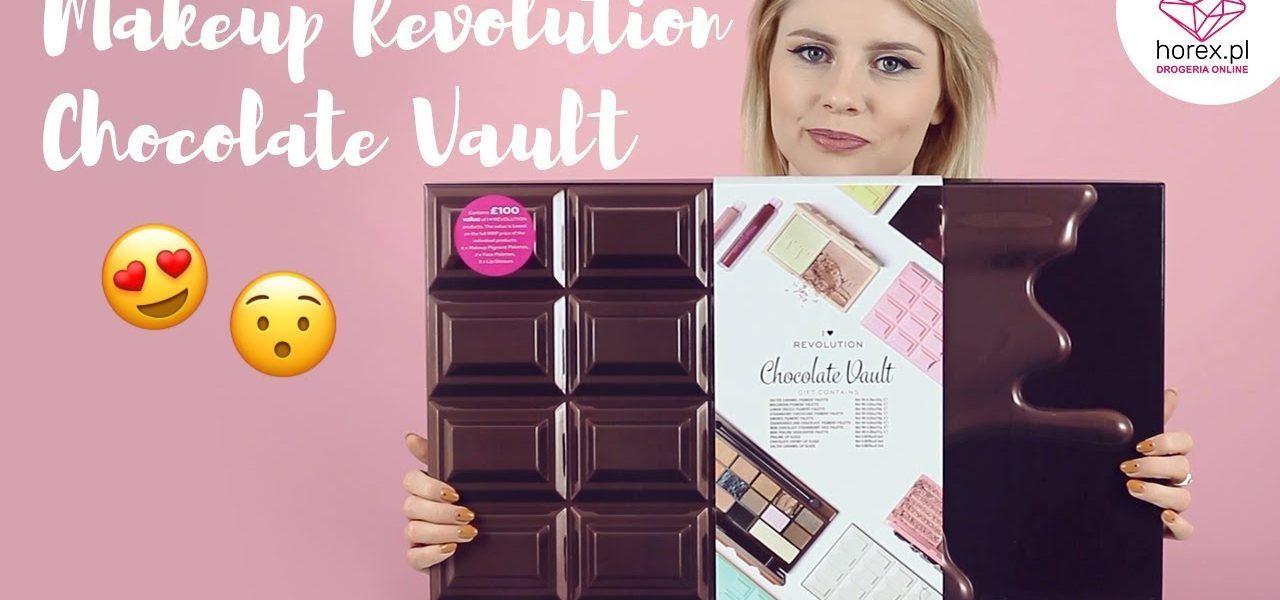 Makeup Revolution Chocolate Vault