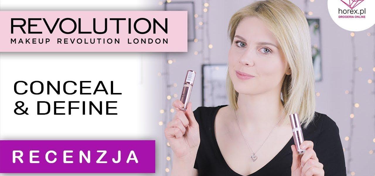 Makeup Revolution Conceal & Define – recenzja