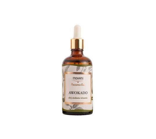 Mohani Precious Oils olej z awokado 100ml