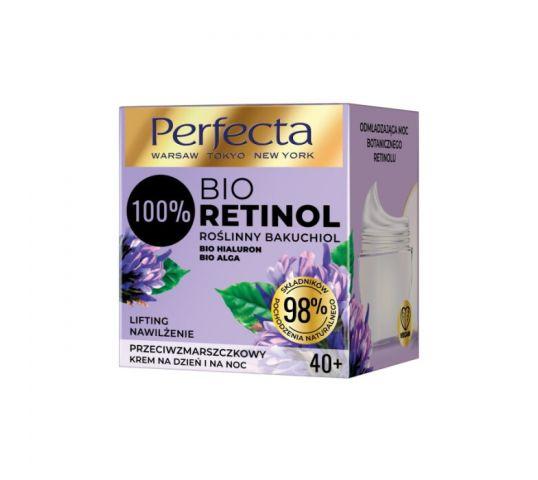 Perfecta – Bioretinol krem przeciwzmarszczkowy 40+ (50 ml)