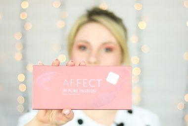 Cienie do powiek Pure Passion Affect – zobacz nasz makijaż (recenzja video)