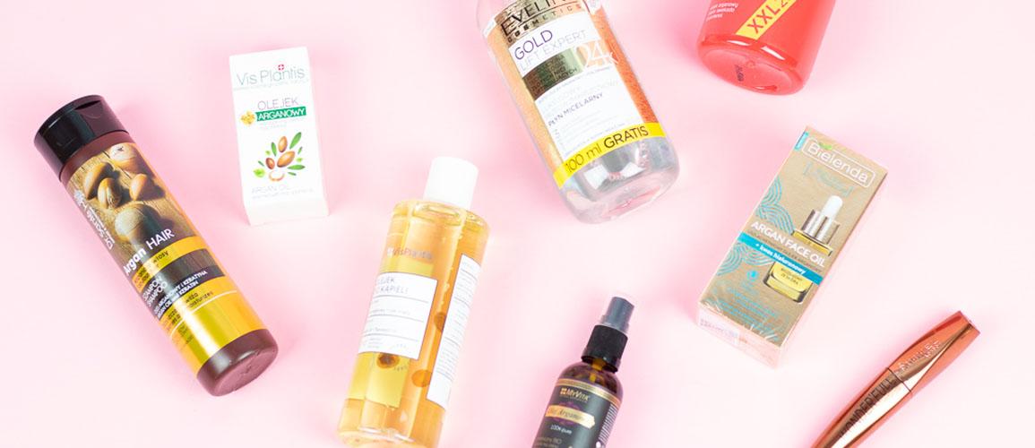 Kosmetyki do pielęgnacji ciała z olejkiem arganowym