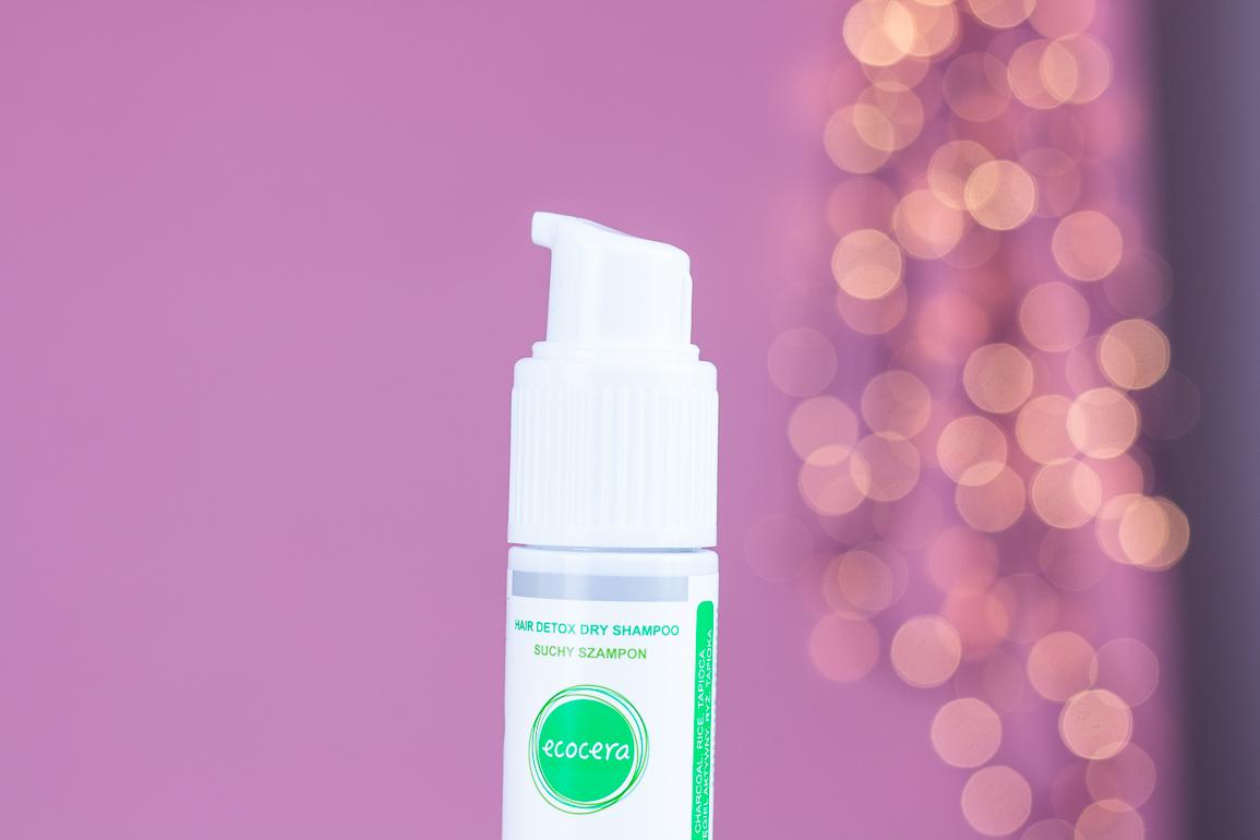 ecocera suchy szampon atomizer