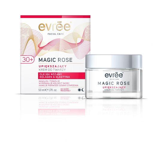 Evree Magic Rose 30+ krem do twarzy upiększający na dzień i noc 50 ml w drogerii horex.pl