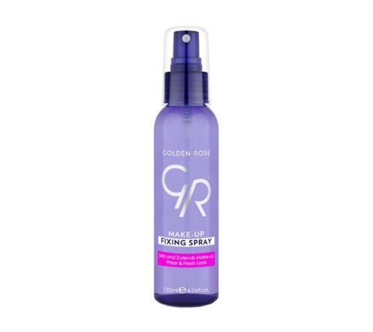 Golden Rose Make-up Fixing Spray utrwalasz makijażu w sprayu 120 ml
