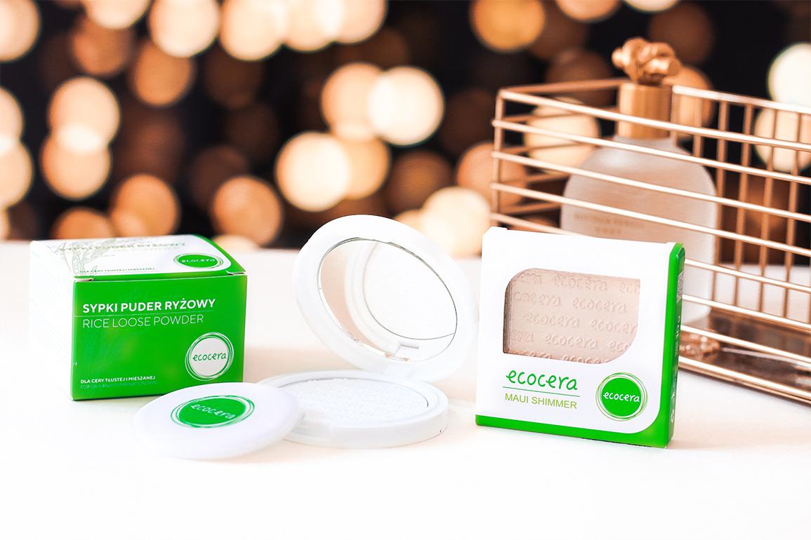 Kosmetyki do makijażu Ecocera