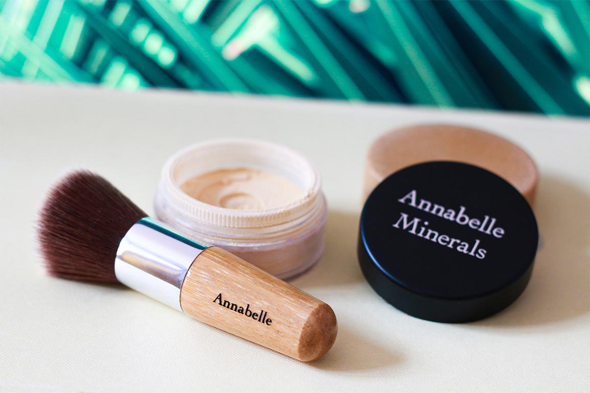 Kosmetyki do makijażu z dobrym składem Annabelle Minerals