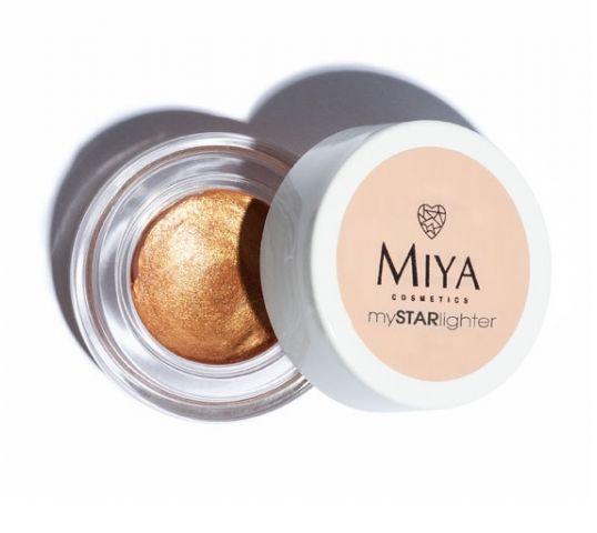 Miya Cosmetics My Star lighter naturalny rozświetlacz w kremie sunset glow 4 g