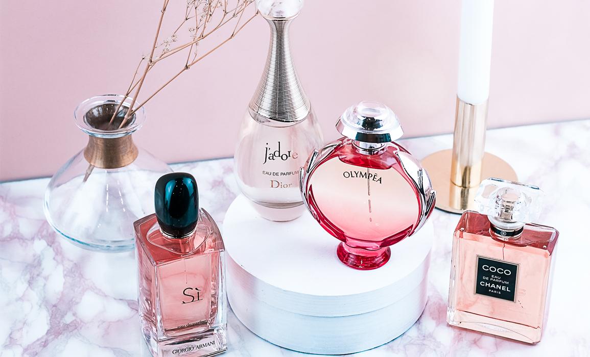najpiękniejsze perfumy