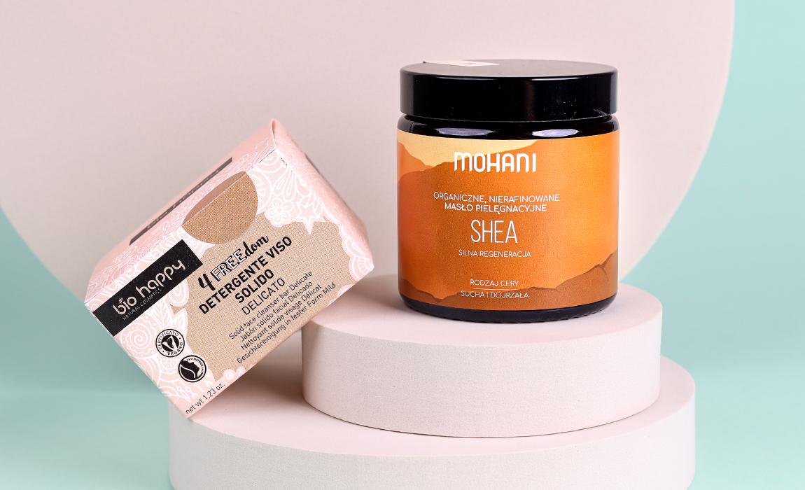 Naturalne kosmetyki z masłem shea