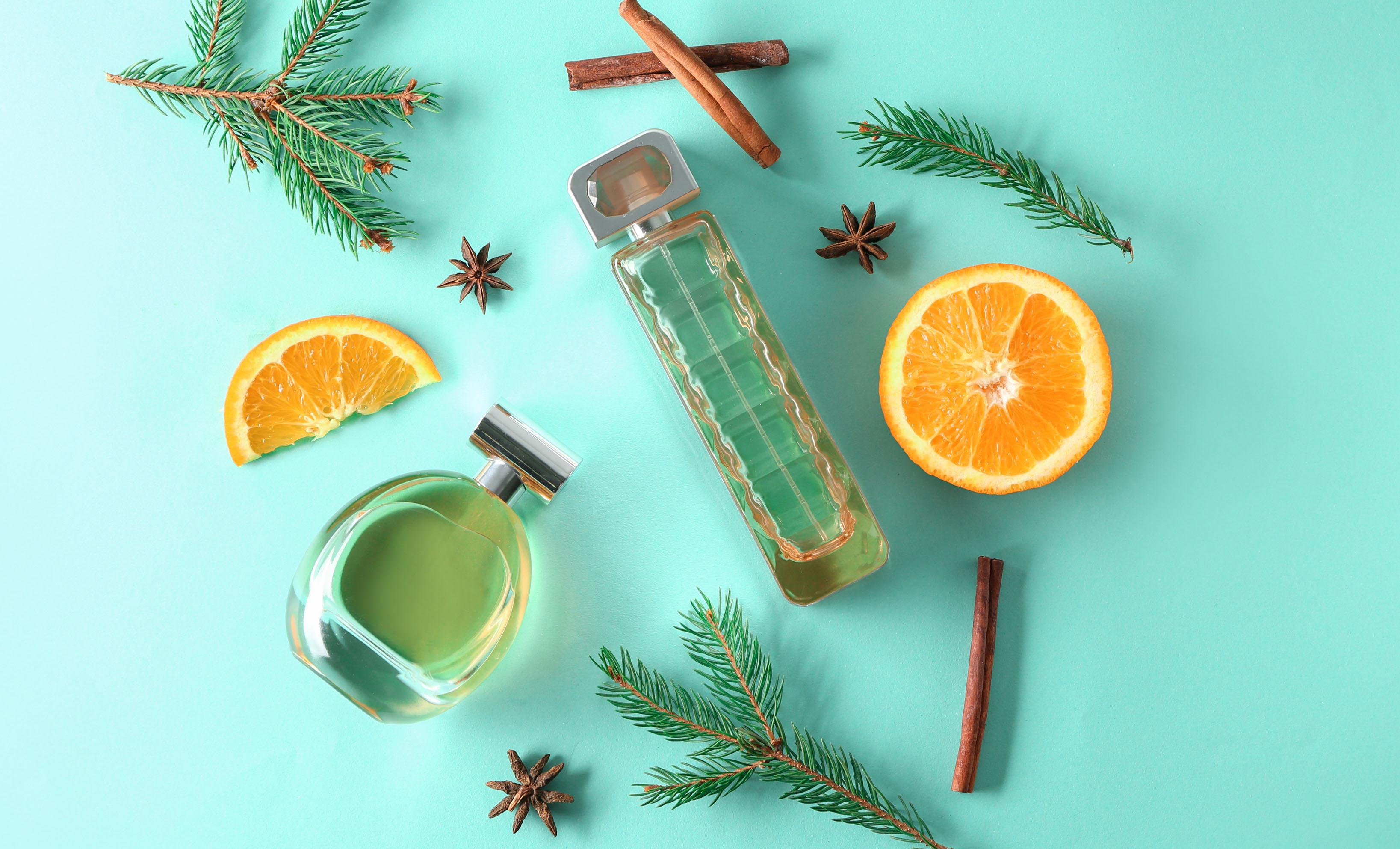 Nuty drzewno-przyprawowe w perfumach