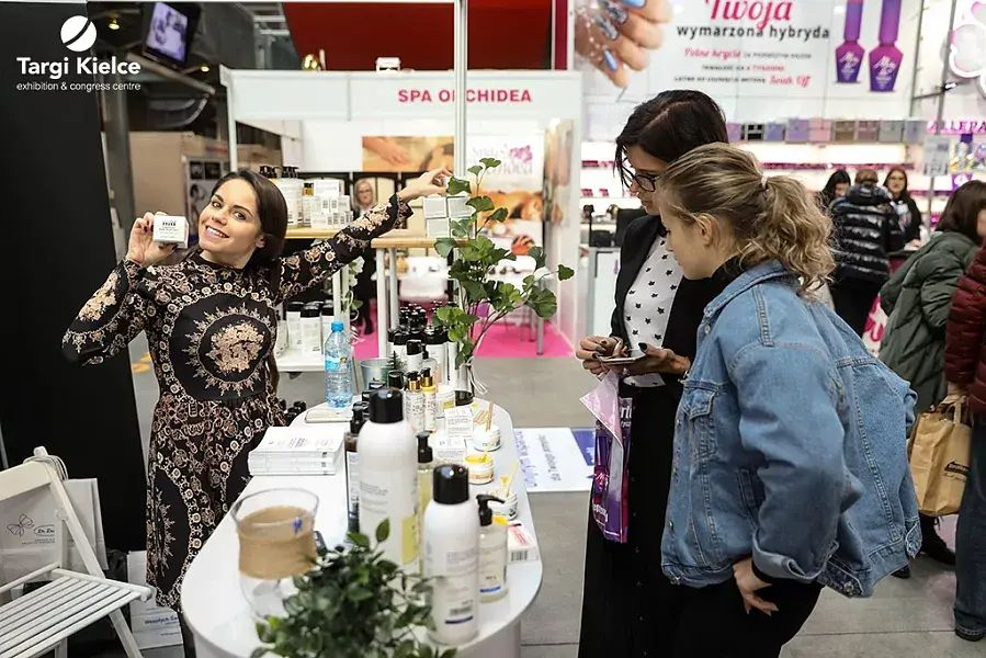 Targi Health & Beauty Kielce 2020
