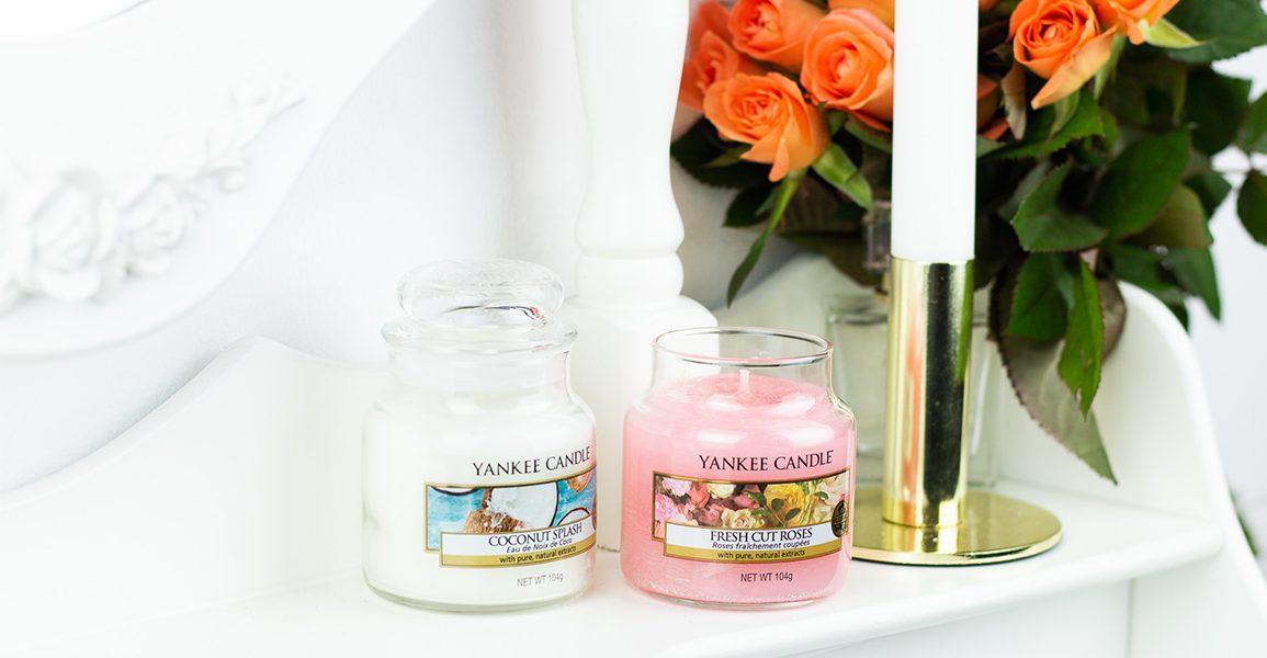 Świece Yankee Candle – pachnący ogień