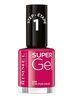 Rimmel Super Gel żelowy lakier do paznokci 026 Sun Fun Daze 12ml