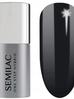 Semilac One Step lakier hybrydowy S190 The Black (5 ml)