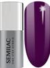 Semilac One Step lakier hybrydowy S780 Plum Wine (5 ml)