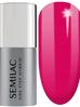Semilac One Step lakier hybrydowy S685 Pink Purple (5 ml)