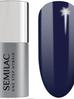 Semilac One Step lakier hybrydowy S890 Midnight Blue (5 ml)
