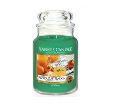 Yankee Candle – Świeca zapachowa duży słój Alfresco Afternoon (623 g)