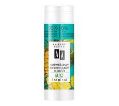 AA Super Fruits & Deo Stick odświeżający dezodorant w sztyfcie Gio Tropical (25 g)
