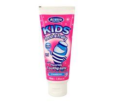 Active Oral Care Kids Pasta do zębów dla dzieci Fresh&Fruity  100ml