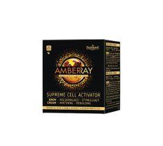 Amberray krem do twarzy rozjaśniająco-stymulujący na noc 50 ml