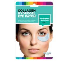 Beauty Face Collagen Hydrogel Eye Patch wygładzające płatki hydrożelowe pod oczy przeciw cieniom i opuchliźnie