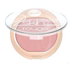 Bell Róż do policzków 2 Skin Pocket Rouge nr 053 4.5 g