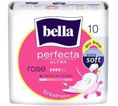 Bella Perfecta Rose Podpaski ultra cienkie extra soft - deo fresh (1op. - 10 szt.)