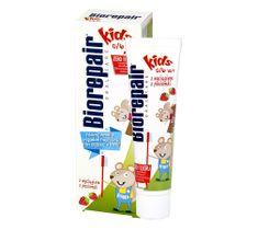 Biorepair Oral Care Pasta do zębów dla dzieci truskawkowa 50 ml