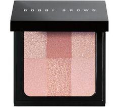Bobbi Brown Brightening Brick rozświetlający róż do policzków w kompakcie 1 Pink 6,6g