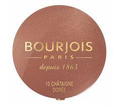 Bourjois Little Round Pot Blusher róż do policzków 10 Chataigne Doree 2,5g
