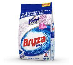 Bryza Vanish Ultra 2w1 proszek do prania i odplamiacz do bieli 3,375 kg