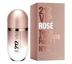 Carolina Herrera 212 Vip Rose Woda perfumowana spray 50 ml