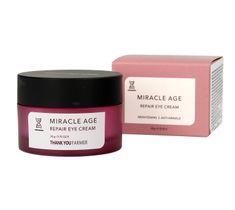 Thank You Farmer True Miracle Age Repair Eye Cream – odżywczy krem pod oczy (20 g)