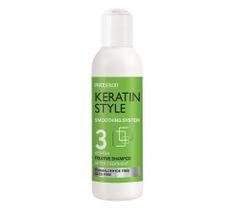 Chantal Prosalon Keratin Style Fixative Shampoo 3 keratynowy szampon do włosów utrwalający 120g