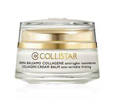 Collistar Attivi Puri Collagen Cream Balm Anti-Wrinkle Firming przeciwzmarszczkowy nawilżający krem do twarzy 50ml