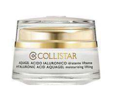 Collistar Attivi Puri Hyaluronic Acid Aquagel Moisturizing Lifting przeciwstarzeniowy nawilżający krem do twarzy 50ml