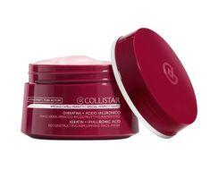 Collistar Keratin Hyaluronic Acid Reconstructing Replumping Pack Mask maska do włosów z kwasem hialuronowym 200ml