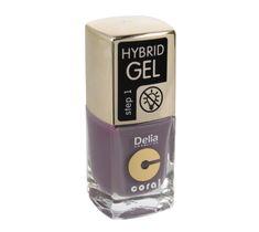Delia Cosmetics Coral Hybrid Gel Emalia do paznokci nr 46  11ml