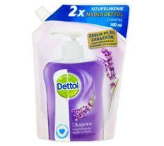 Dettol Ukojenie antybakteryjne mydło w płynie zapas 500ml