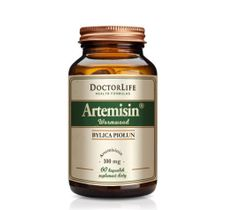 Doctor Life Artemisin artemizyna 100mg suplement diety 60 kapsułek