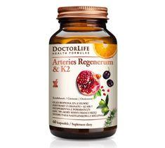 Doctor Life Arteries Regenerum & K2 suplement diety 60 kapsułek